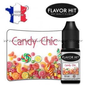 Candy Chic - FLAVOR HIT - E-liquide 50/50