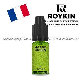 Happy Green - ROYKIN - KOLORS EDITION