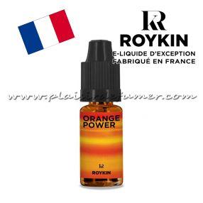 Orange Power - ROYKIN - KOLORS EDITION