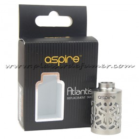 ASPIRE Atlantis Hollowed Tank - Réservoir de rechange