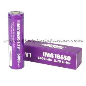 Accu EFEST IMR 18650 3000mah purple