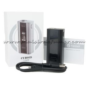 JOYETECH Cuboid 150W - Box TC - Double accu