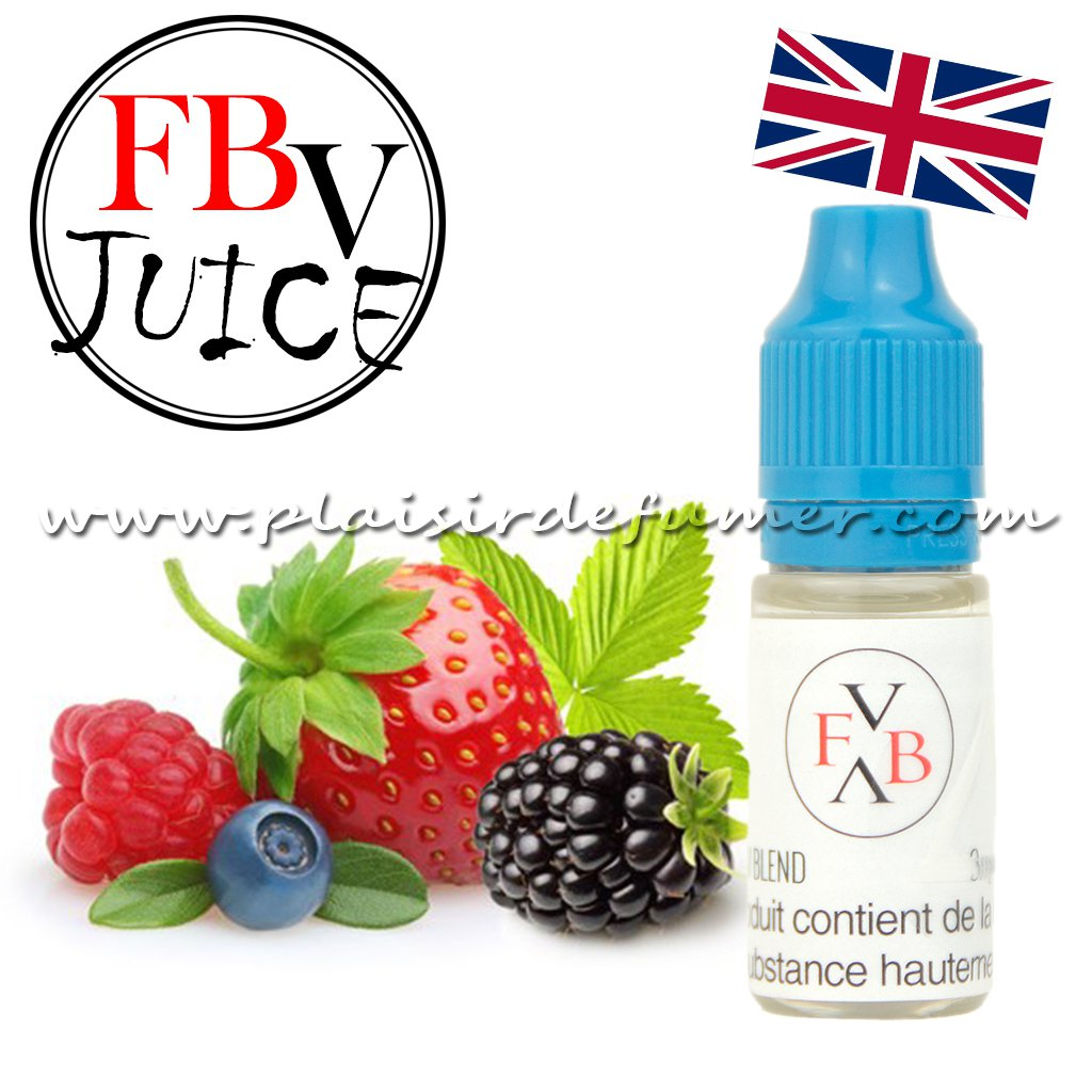 Fruits des bois - FBV JUICE