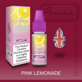 Pink lemonade - ECO VAPE - 10ml