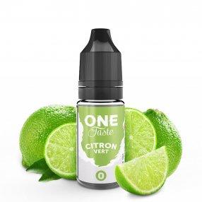 Citron vert - ONE TASTE - ETASTY - 10ml